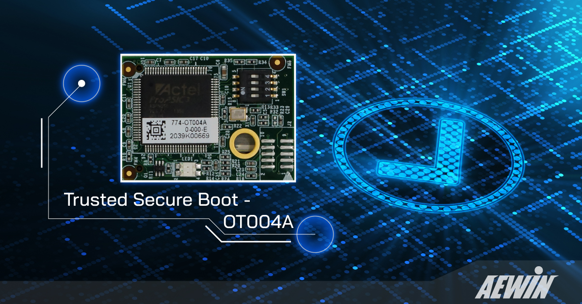Trusted Secure Boot - OT004A