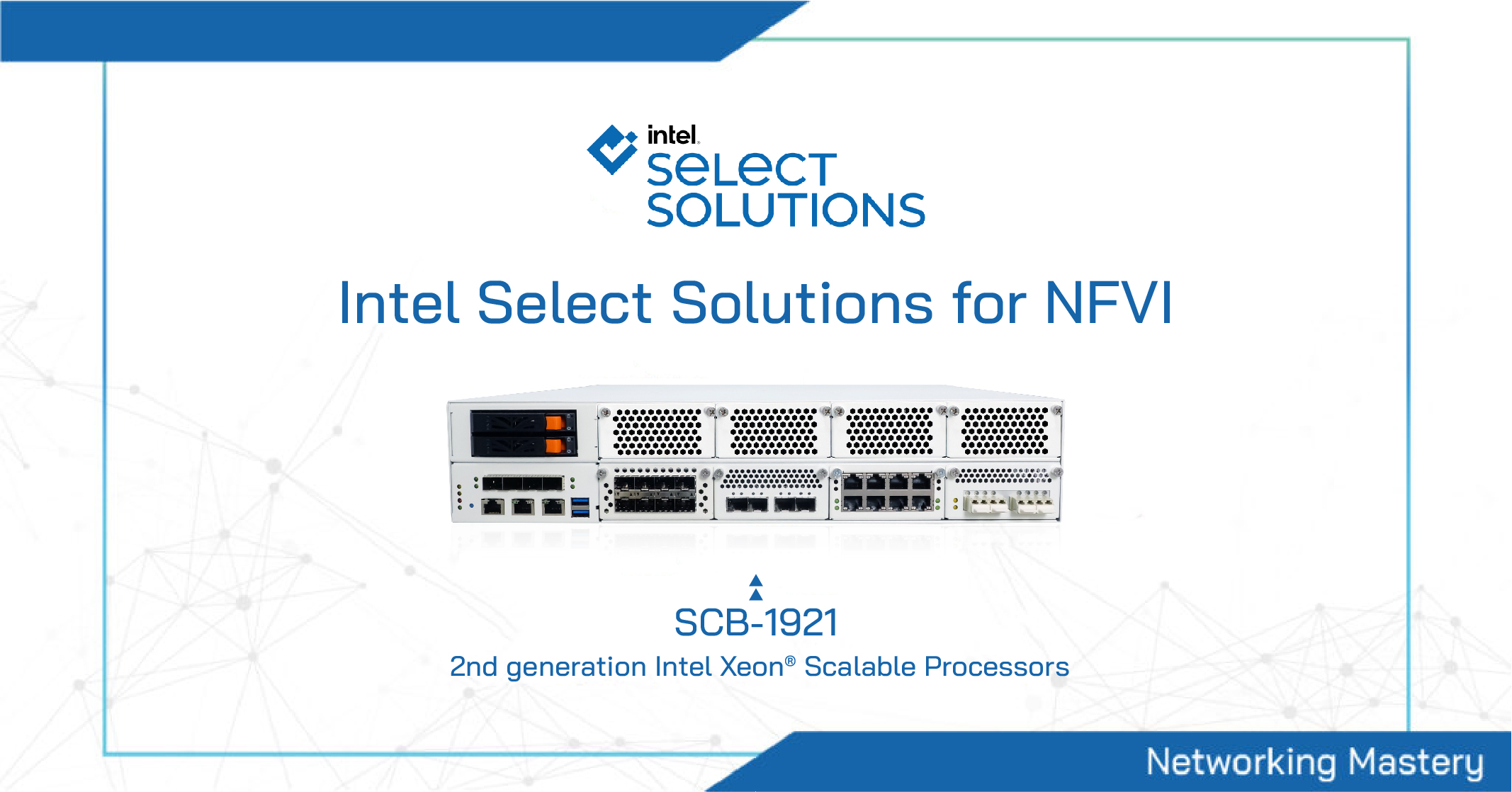 intel select solutions for NFVI
