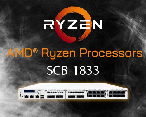 AMD Ryzen network appliance